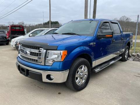 2013 Ford F-150 for sale at Court House Cars, LLC in Chillicothe OH