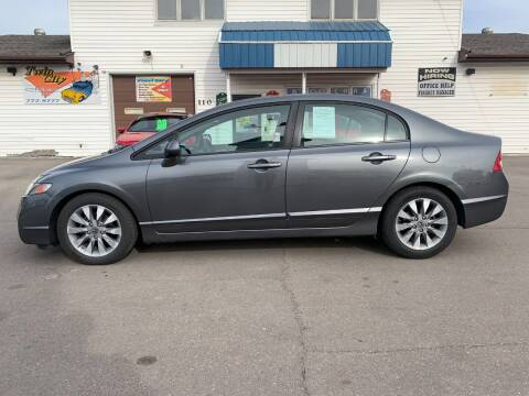 2011 Honda Civic for sale at Twin City Motors in Grand Forks ND