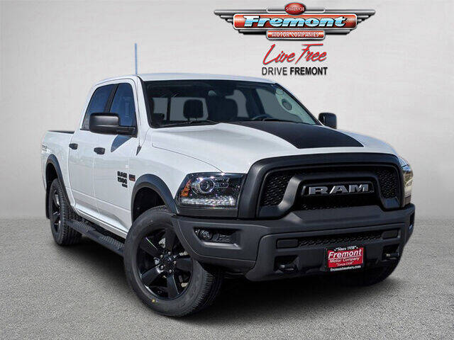 2020 RAM Ram Pickup 1500 Classic for sale at Rocky Mountain Commercial Trucks in Casper WY