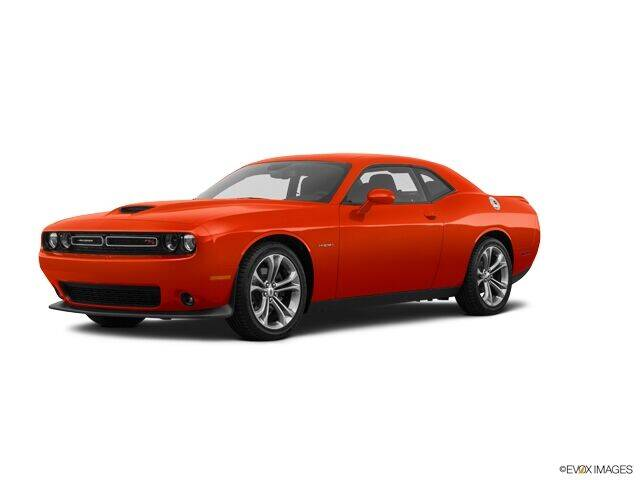 2021 Dodge Challenger for sale at Greenway Automotive GMC in Morris IL