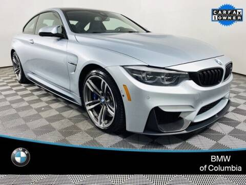 2018 BMW M4 for sale at Preowned of Columbia in Columbia MO