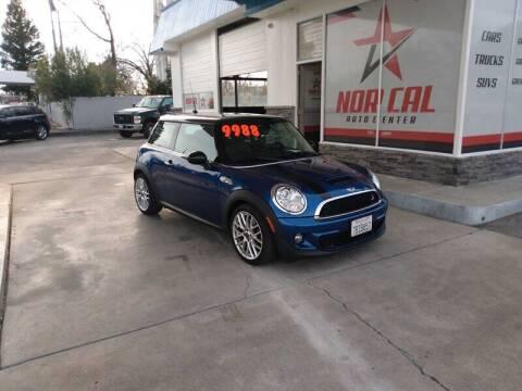 2012 MINI Cooper Hardtop for sale at Nor Cal Auto Center in Anderson CA