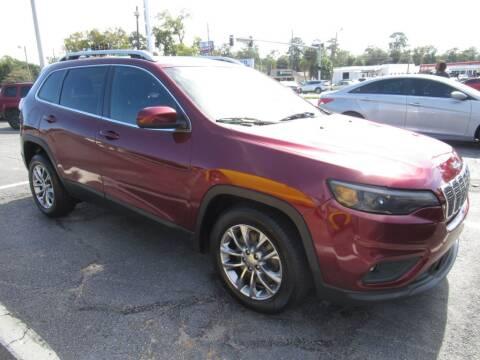 2019 Jeep Cherokee for sale at Maluda Auto Sales in Valdosta GA