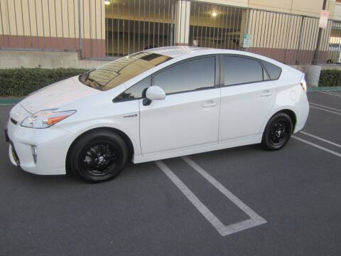 2013 Toyota Prius for sale at PREFERRED MOTOR CARS in Covina CA