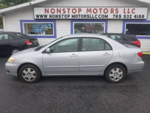 2006 Toyota Corolla for sale at Nonstop Motors in Indianapolis IN