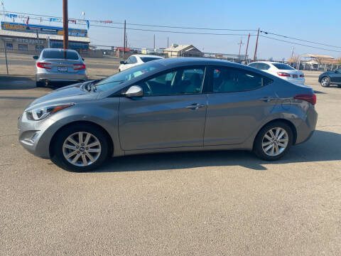 2016 Hyundai Elantra for sale at First Choice Auto Sales in Bakersfield CA