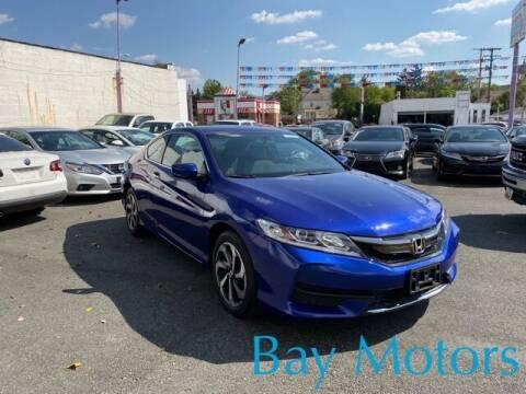 2016 Honda Accord for sale at Bay Motors Inc in Baltimore MD