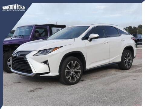 2019 Lexus RX 350 for sale at BARTOW FORD CO. in Bartow FL