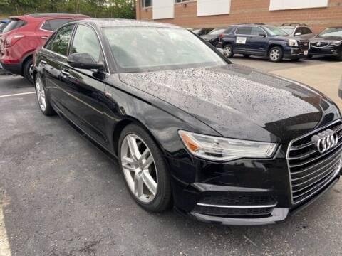 2016 Audi A6 for sale at Mark Sweeney Buick GMC in Cincinnati OH