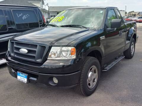 2007 Ford F-150 for sale at Arak Auto Group - Arak Auto Broker in Kankakee IL