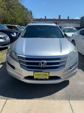 2012 Honda Crosstour for sale at Hartford Auto Center in Hartford CT