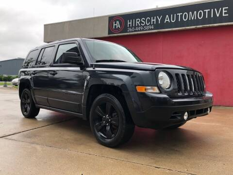 2014 Jeep Patriot for sale at Hirschy Automotive in Fort Wayne IN
