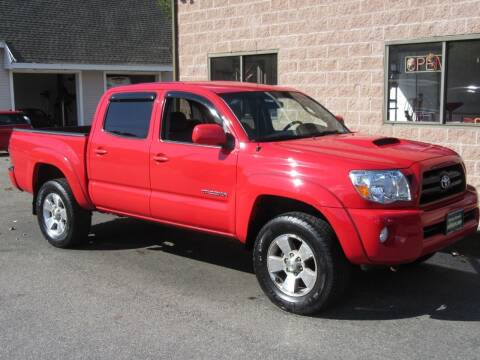 2005 Toyota Tacoma for sale at Advantage Automobile Investments, Inc in Littleton MA