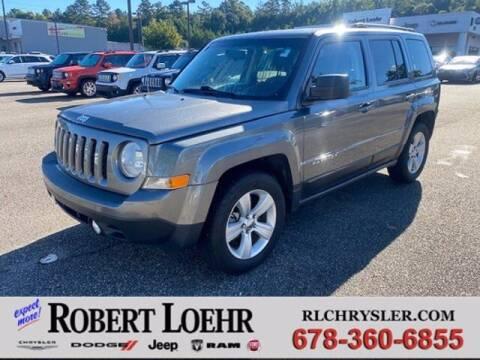 2014 Jeep Patriot for sale at Robert Loehr Chrysler Dodge Jeep Ram in Cartersville GA
