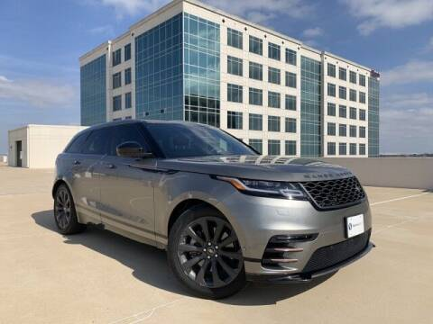 2018 Land Rover Range Rover Velar for sale at SIGNATURE Sales & Consignment in Austin TX