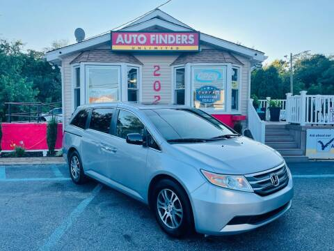 2011 Honda Odyssey for sale at Auto Finders Unlimited LLC in Vineland NJ