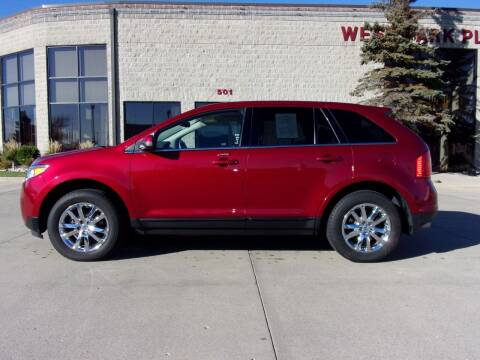 2013 Ford Edge for sale at Elite Motors in Fargo ND