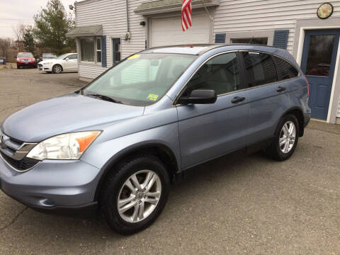 2011 Honda CR-V for sale at CLARKS AUTO SALES INC in Houlton ME