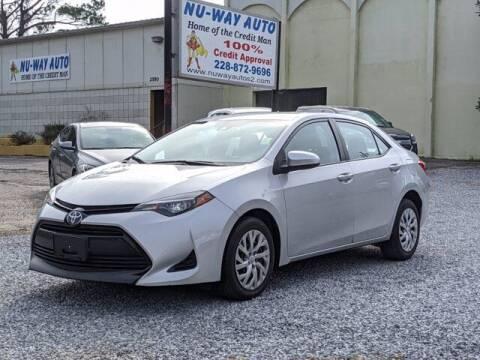 2018 Toyota Corolla for sale at Nu-Way Auto Ocean Springs in Ocean Springs MS