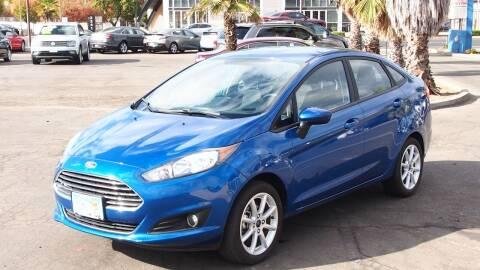 2019 Ford Fiesta for sale at Okaidi Auto Sales in Sacramento CA