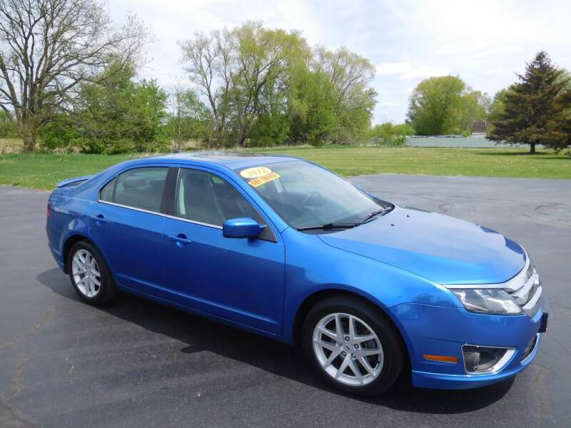 2012 Ford Fusion for sale at North State Motors in Belvidere IL