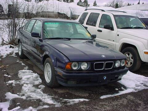 1994 BMW 5 Series for sale at VOA Auto Sales in Pontiac MI
