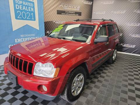 2005 Jeep Grand Cherokee for sale at X Drive Auto Sales Inc. in Dearborn Heights MI