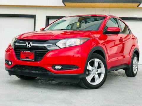 2016 Honda HR-V for sale at Avanesyan Motors in Orem UT