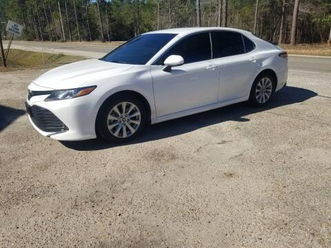 2018 Toyota Camry for sale at J & J Auto Brokers in Slidell LA