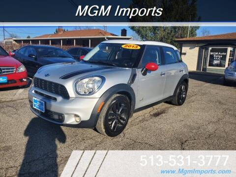 2013 MINI Countryman for sale at MGM Imports in Cincannati OH