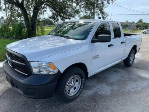 2018 Dodge Ram Chassis 1500 for sale at VC Auto Sales in Miami FL