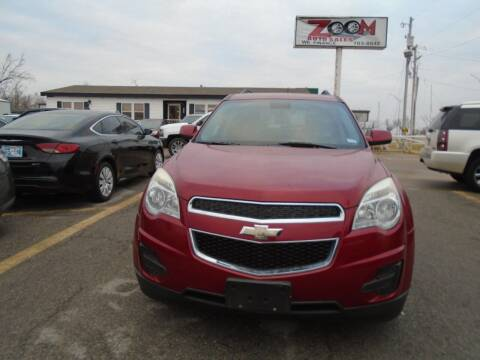 2015 Chevrolet Equinox for sale at Zoom Auto Sales in Oklahoma City OK