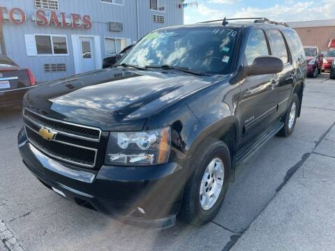 2012 Chevrolet Tahoe for sale at De Anda Auto Sales in South Sioux City NE
