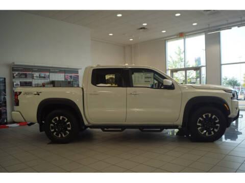 2022 Nissan Frontier for sale at BLACKBURN MOTOR CO in Vicksburg MS