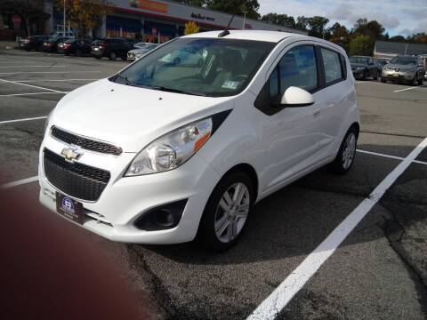 2014 Chevrolet Spark for sale at B&B Auto LLC in Union NJ
