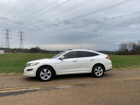 2010 Honda Accord Crosstour for sale at Tennessee Valley Wholesale Autos LLC in Huntsville AL