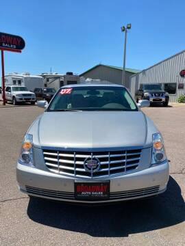 2007 Cadillac DTS for sale at Broadway Auto Sales in South Sioux City NE