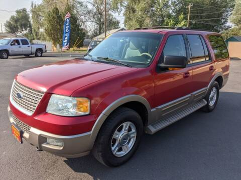 2004 Ford Expedition for sale at Progressive Auto Sales in Twin Falls ID