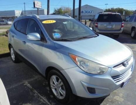 2012 Hyundai Tucson for sale at Budget Motors in Aransas Pass TX