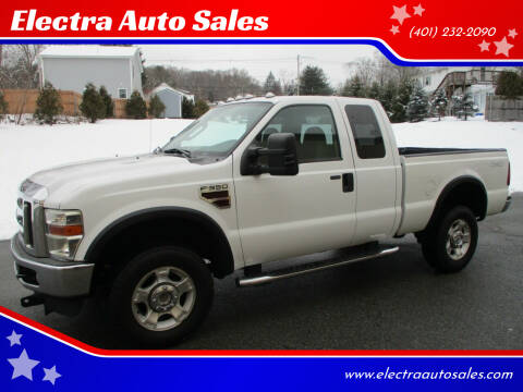 2010 Ford F-350 Super Duty for sale at Electra Auto Sales in Johnston RI