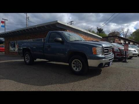 2013 GMC Sierra 1500 for sale at PARKWAY AUTO SALES OF BRISTOL - Roan Street Motors in Johnson City TN