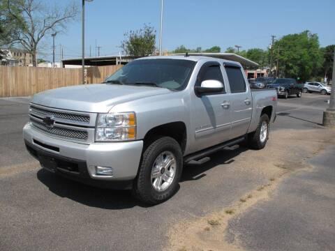 2013 Chevrolet Silverado 1500 for sale at Brannon Motors Inc in Marshall TX