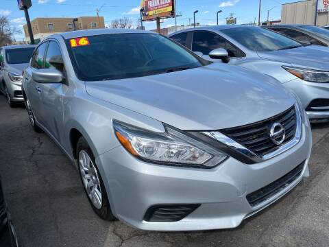 2016 Nissan Altima for sale at New Wave Auto Brokers & Sales in Denver CO