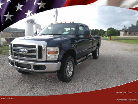 2008 Ford F-250 Super Duty for sale at Darnell Auto Sales LLC in Poplar Bluff MO