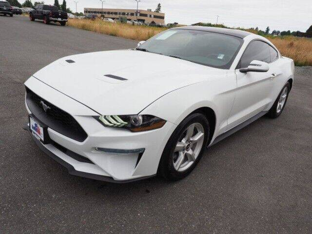 2018 Ford Mustang for sale at Karmart in Burlington WA