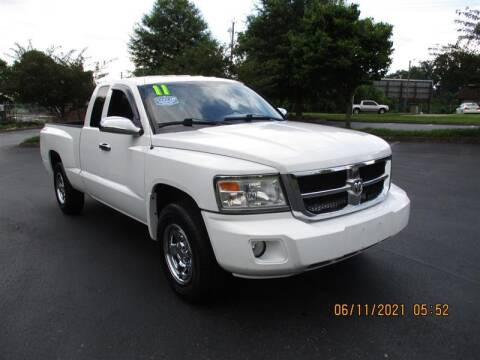 2011 RAM Dakota for sale at Euro Asian Cars in Knoxville TN