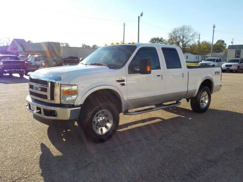 2010 Ford F-250 Super Duty for sale at Young's Motor Company Inc. in Benson NC