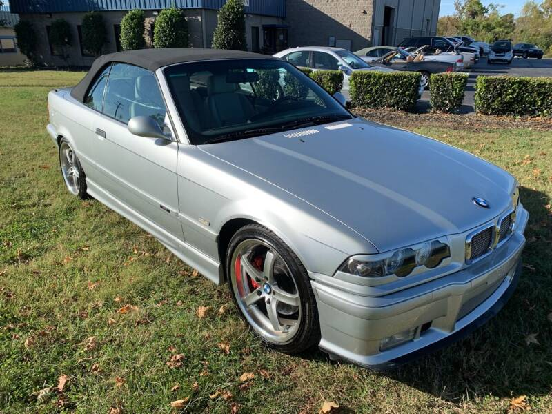 1999 BMW M3 for sale at Essen Motor Company, Inc in Lebanon TN