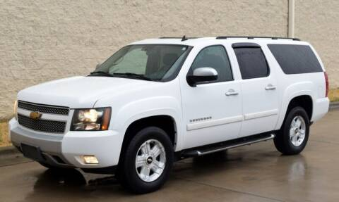 2007 Chevrolet Suburban for sale at Raleigh Auto Inc. in Raleigh NC