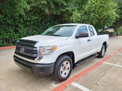 2015 Toyota Tundra for sale at DFW Autohaus in Dallas TX